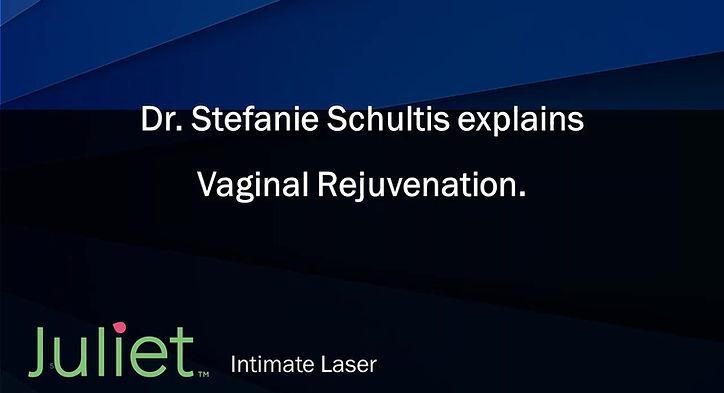 Dr Stefanie Schultis Vaginal Rejuvenation