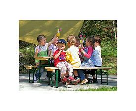 Bierzeltgarnitur für Kindern