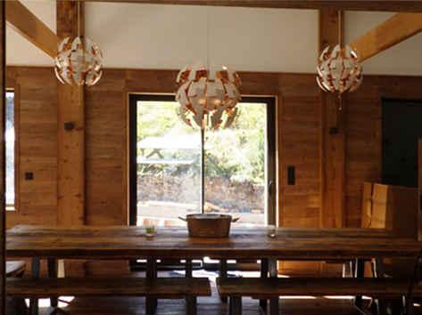 The Handmade Table