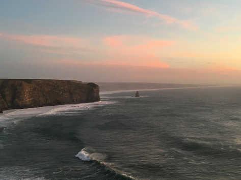 Sunset Praia da Arrifana