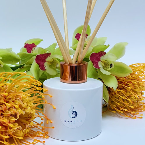 The Essential Mix - 100ml Luxury Reed Diffuser