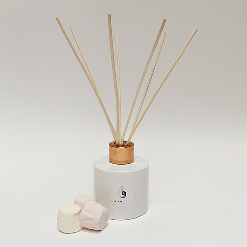 Campfire Marshmallow - 100ml Luxury Reed Diffuser