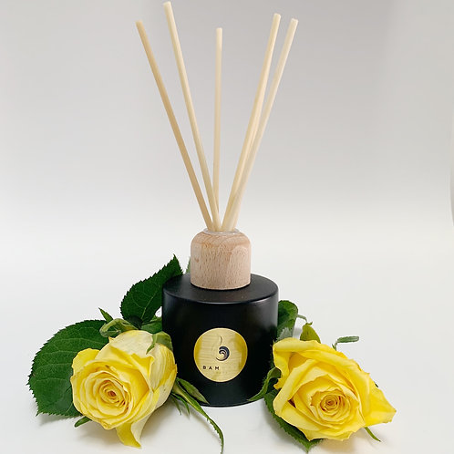 Mountain Rose - 100ml Luxury Reed Diffuser