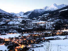 Saint Lary Village