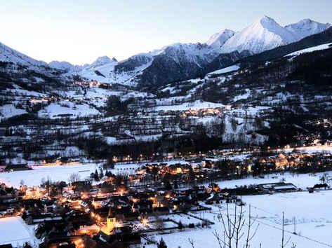 Saint Lary Village