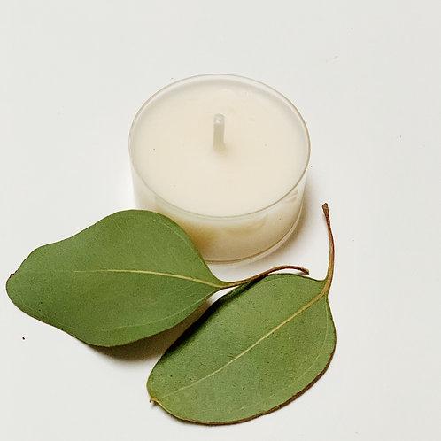 Luxury Tea Light - Natural Soy Wax