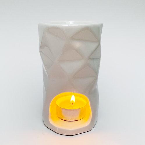 Geo Ceramic Wax Burner