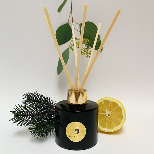 Winter Balm & Oudh - 100ml Luxury Reed Diffuser