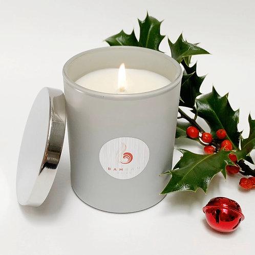Christmas Snowberry - Luxury 20cl Soy Votive