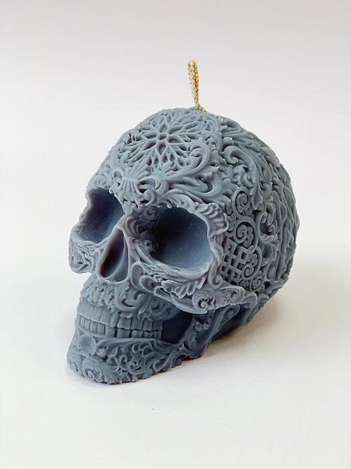 Día de los Muertos Skull Mandle