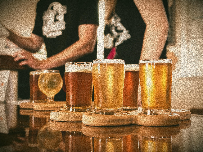 Craft Beer Tasting Workshop