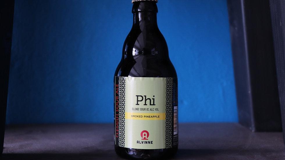 Phi Smoked Pineapple (33 cl)