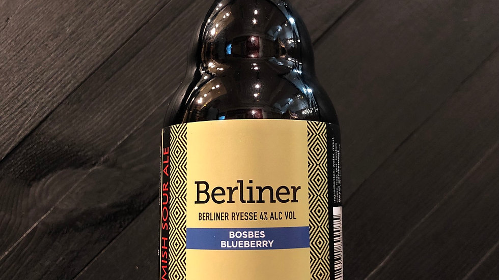 Berliner Blueberry (33 cl)