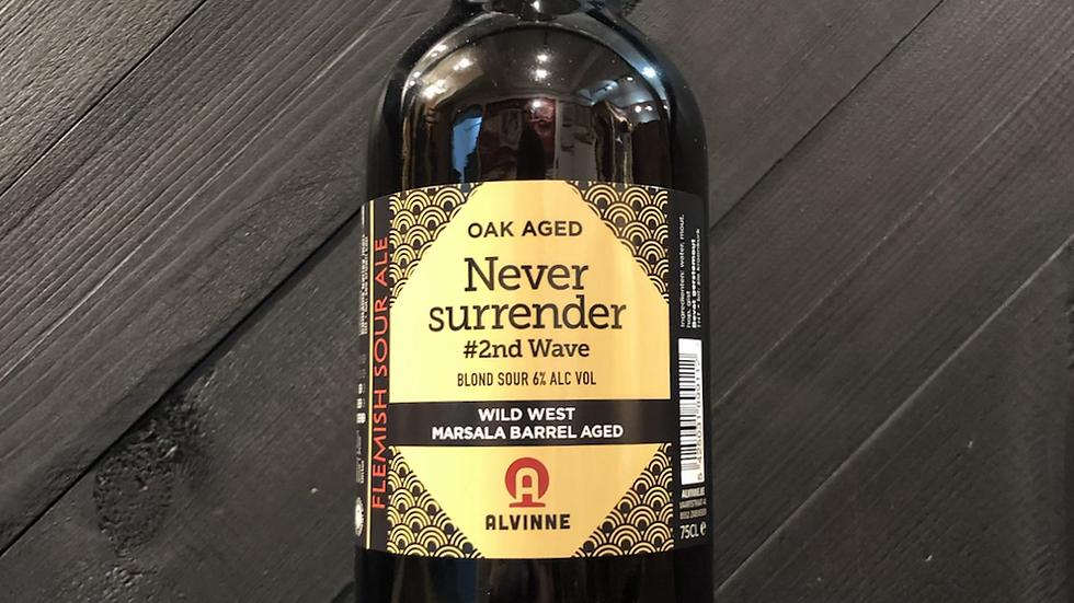 Never Surrender #2nd Wave (75 cl)
