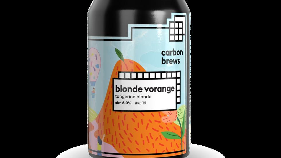 Carbon Brews Blonde Vorange