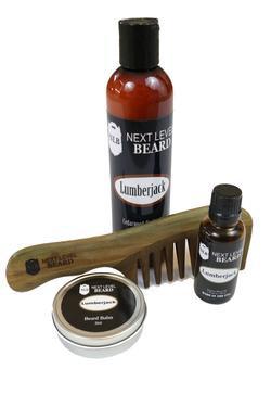 Lumber Jack Beard Kit