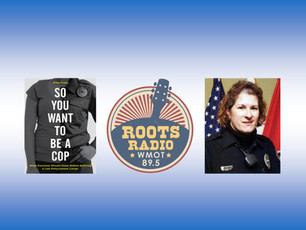 """So You Want To Be a Cop"" author Alley Evola to appear on MTSU's On the Record"