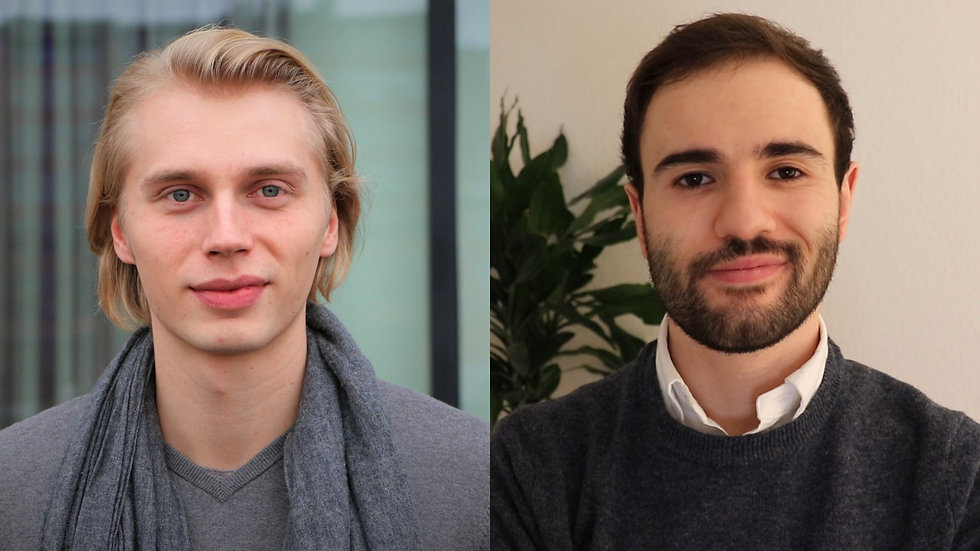 Europe's top 30 young venture capitalists