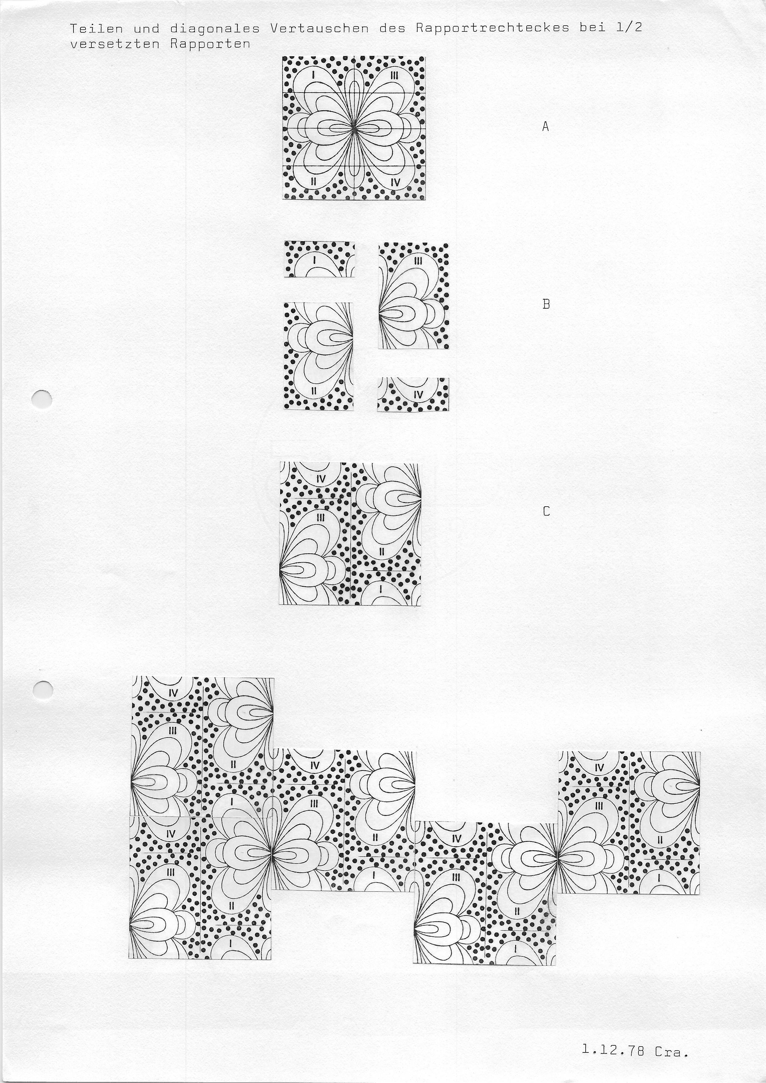 Schabloneskunde [14]