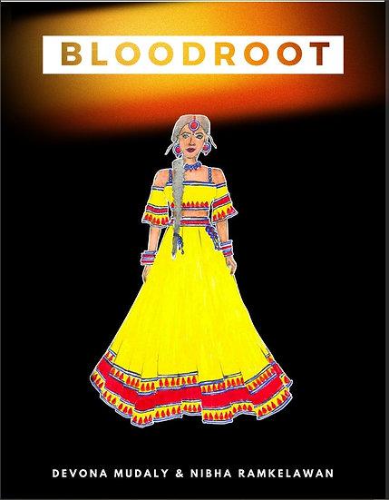 Bloodroot Poetry