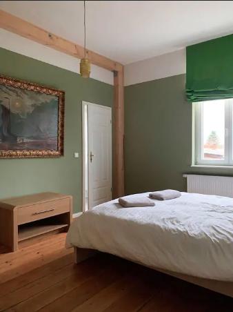 Zimmer >>Waldgrün<<