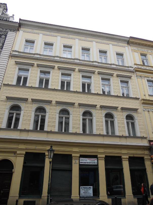 Skořepka, Prague 1
