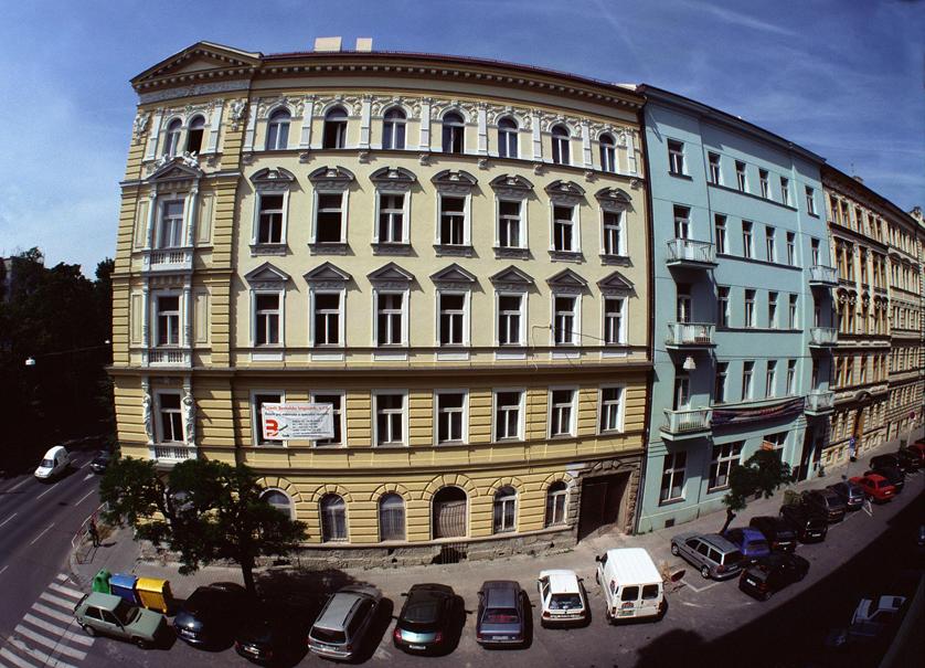 Sokolská, Praha 2
