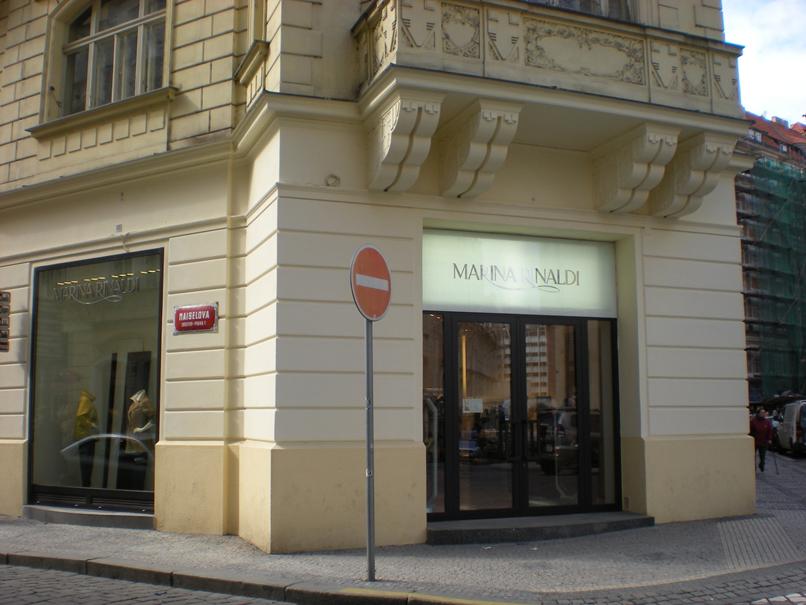 Široká, Prague 1