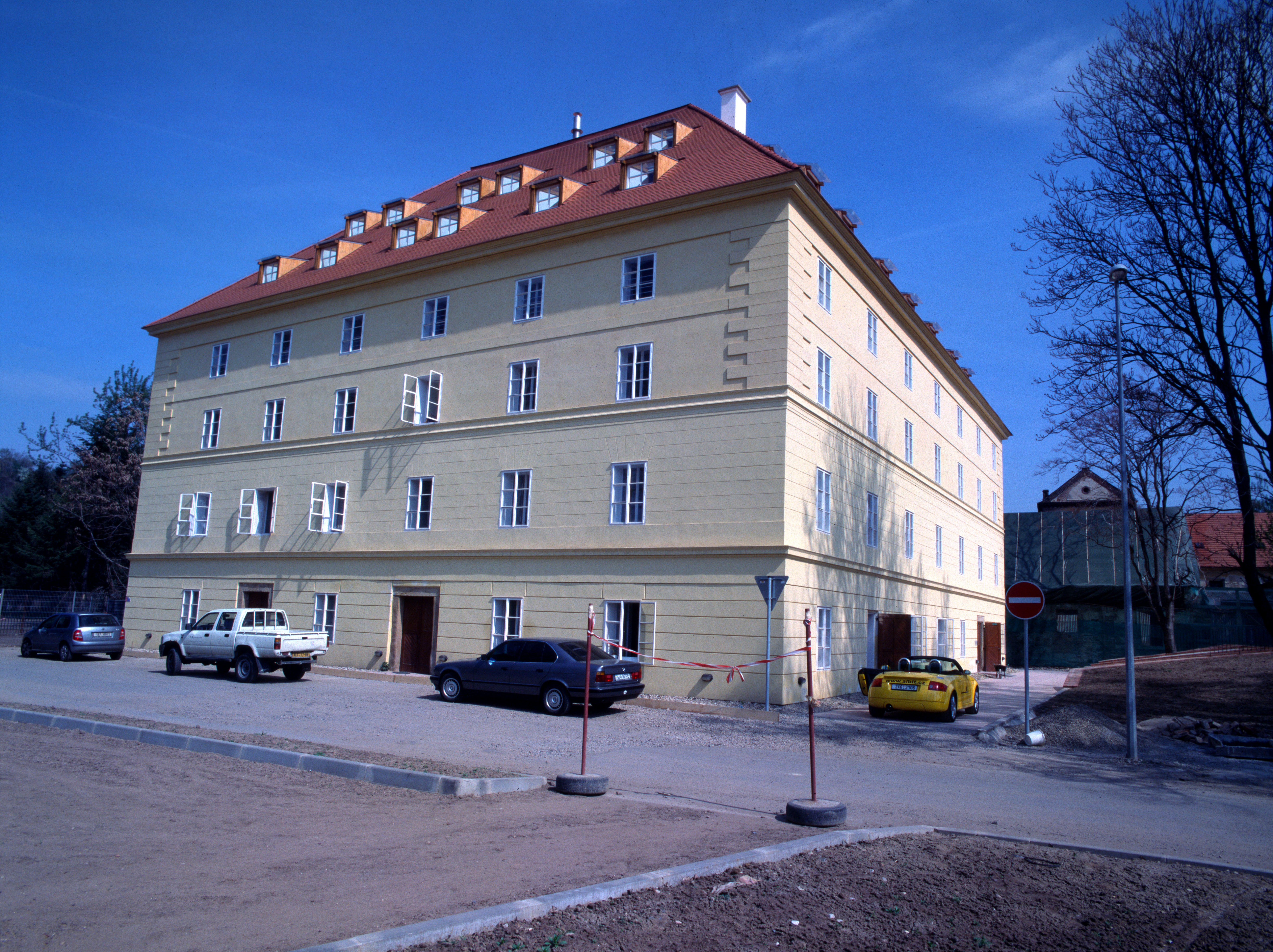 Povltavská, Praha 7