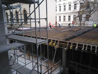 Rekonstrukce v Londýnské 32 pokračuje!