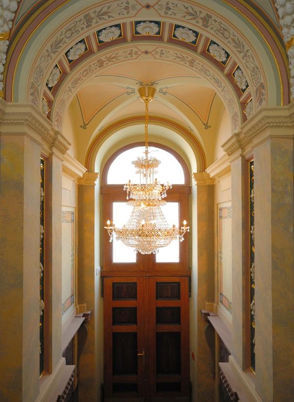 Škrétova, Prague 2