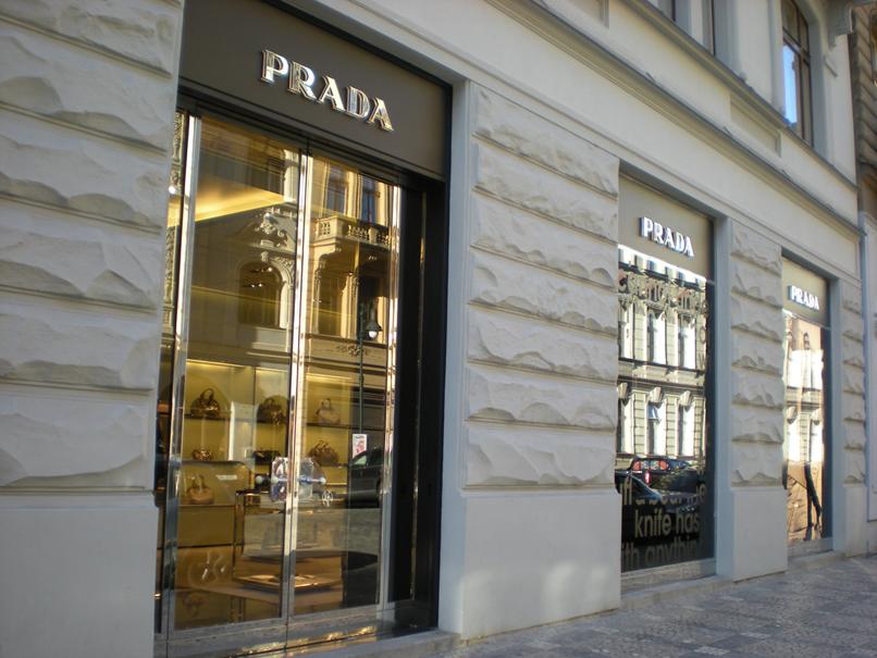 Pařížská, Prague 1