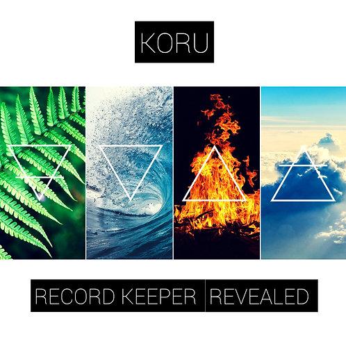 KORU 3 - Record Keeper Reveald