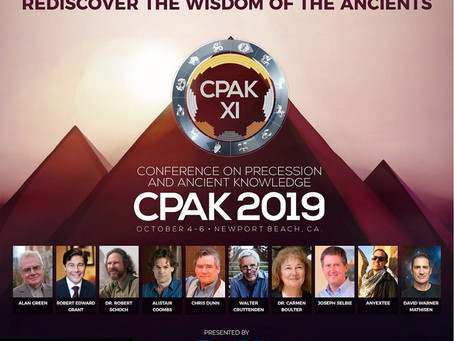 Robert Edward Grant to Present at CPAK 2019