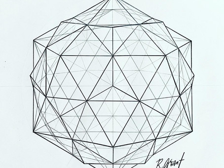 The Transparent Icosidodecahedron