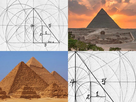 The 3-4-5 Pythagorean Triangle is Inherent to the Flower of Life