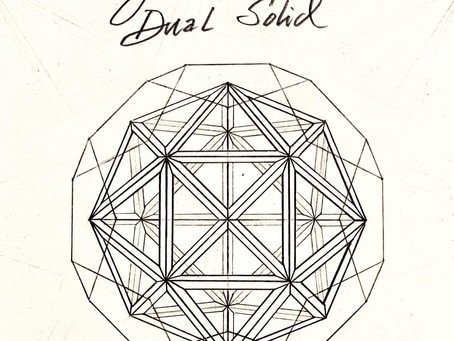 The Stellated 'Dual' Solid of the 'Granthahedron'