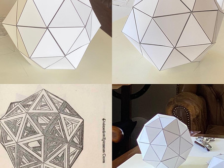 New Geometry: Irregular Elevated Dodecahedron