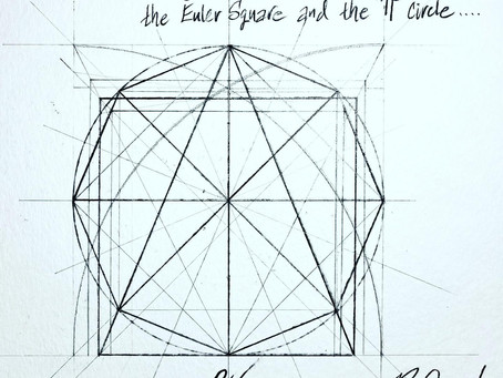 The Da Vinci Square Mirrors-Matches the Angles of Incidence of the Octagon