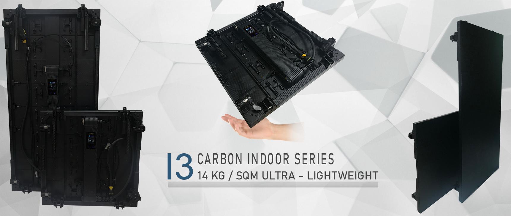 I3 Carbon Indoor