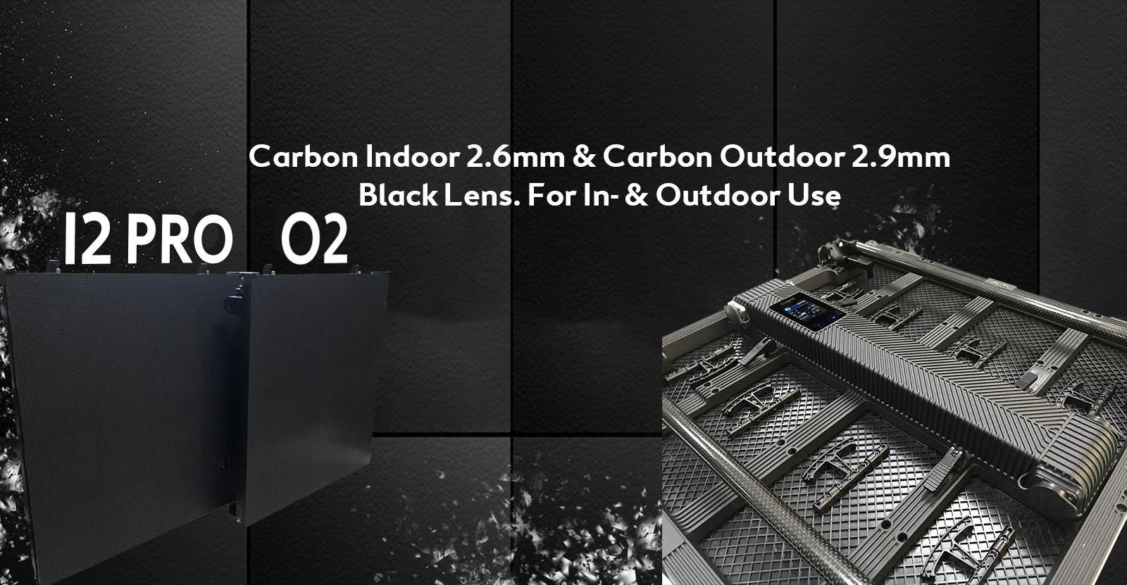 In- & Outdoor Black