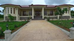 New Meditation Hall