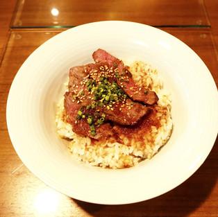 NZ産オーシャンビーフステーキ丼