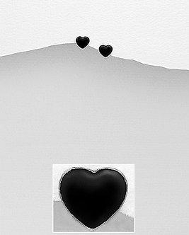 """Boucles d'oreilles """"Coeur"""""""