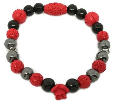 """Bracelet """"Fleur d'Asie"""""""