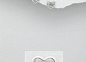 """Boucles d'oreilles """"Love"""""""