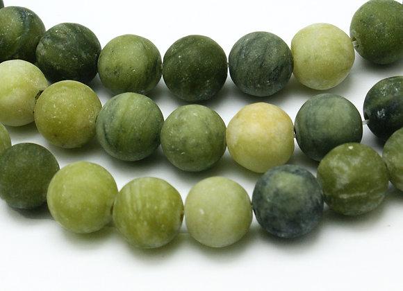 Jade de Taïwan dépoli