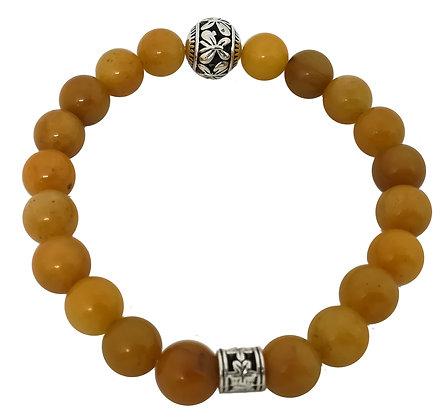 Bracelet Jade Topaze