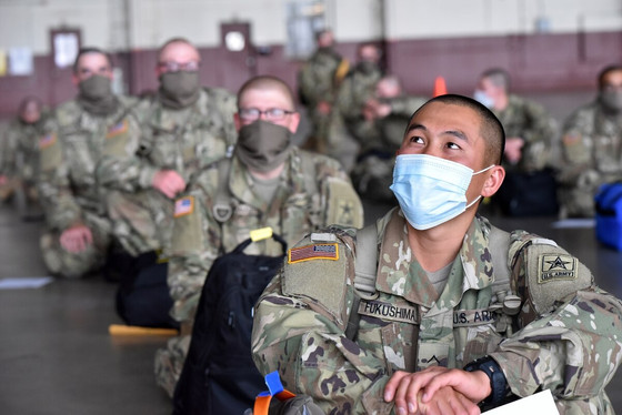 Citing 'greatest adversary' coronavirus, some U.S. Democrats want defense cuts