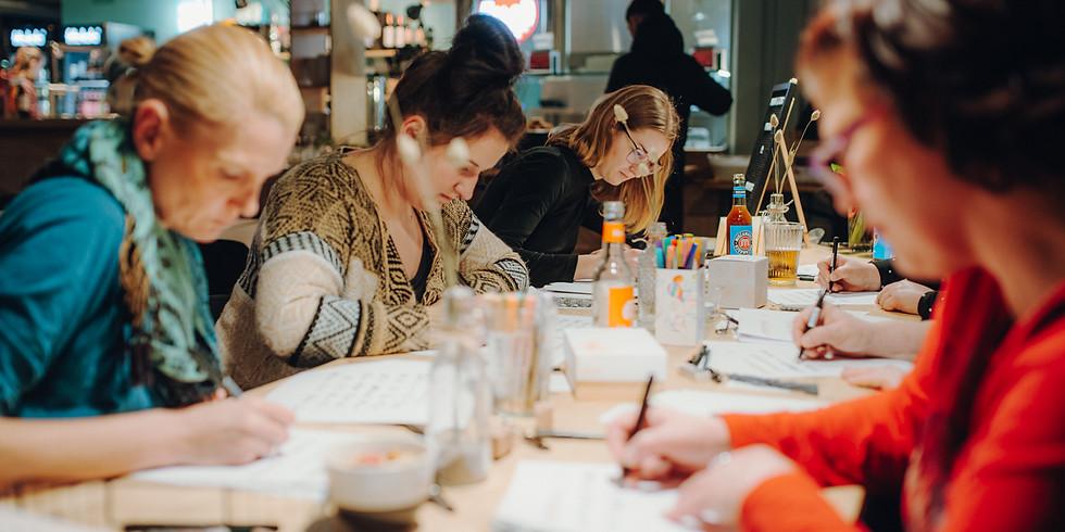 Handlettering Workshop für Einsteiger